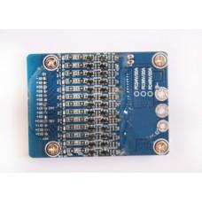 BMS 13s для литий ионных аккумуляторных батарей на 48v50