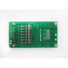 BMS 7s для литий ионных аккумуляторных батарей на 24v40А