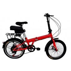 Электровелосипед складной Вольта Орбита 1000