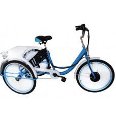 Электровелосипед трехколесный Вольта Хобби 750