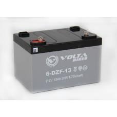 Тяговый свинцово-кислотный аккумулятор AGM Вольта 12v13Ah