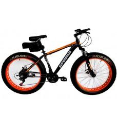 Электровелосипед Вольта Фат Суперброс 2000