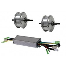 Синусный контроллер KUNTENG для 2-х мотор колес 48v350-500W