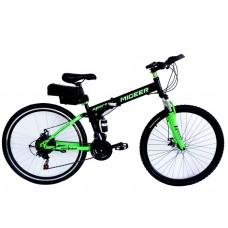 Электровелосипед складной двухподвесный Вольта Майгир 1000
