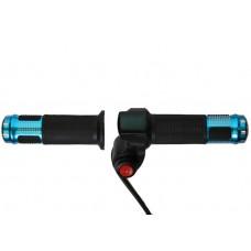 Ручка газа с вольтметром и переключателем передач