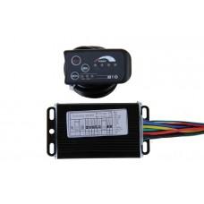 Контроллер Volta 36v350w с LЕD дисплеем в комплекте