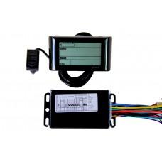 Контроллер Volta 36v/350w с LCD дисплеем в комплекте