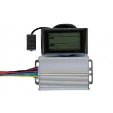 Контроллер Volta 36v/500w с LCD дисплеем в комплекте