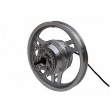 """Электронабор заднее мотор-колесо Volta 36v350w в литом ободе 14"""" и переднее колесо 14"""""""