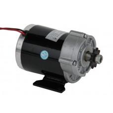 Электродвигатель постоянного тока 24v450w с редуктором