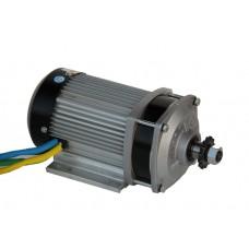 Электродвигатель 60v1200w с планетарным редуктором