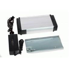 Литий ионный аккумулятор Вольта 24v15Ah, на багажник