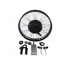 Электронабор с прямо-приводным мотор колесом Вольта 48v1500w для фэтбайка