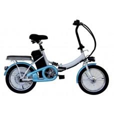 Электровелосипед складной Вольта Ника 750