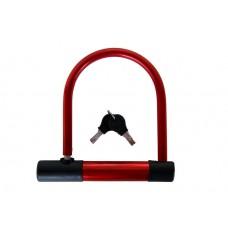 Велозамок скоба (U-образный)