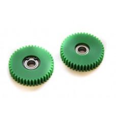 Шестерня для редукторов мотор колес с номинальной мощностью 1000w, в сборе с подшипником