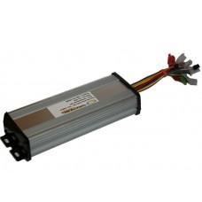 Универсальный контроллер Вольта 48-60v1000w (40А) с датчиками и без датчиков Холла