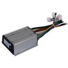 Программируемый синусный контроллер Kelly 48v-72v300A мини