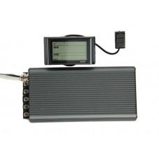 Программируемый синусный контроллер Sabvoton 48v-72v150A c LCD дисплеем в комплекте, для мотор колёс 3 – 6квт