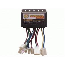 Контроллер Volta 24v250w для коллекторных электродвигателей  постоянного тока