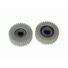 Шестерня для редукторов мотор колес с номинальной мощностью 250 – 350w, в сборе с подшипником