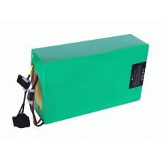 Универсальный литий ионный аккумулятор Volta bikes, 48V10Ah