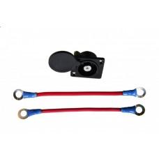 Проводка для соединения 3 аккумуляторов и подключения з/у 36v