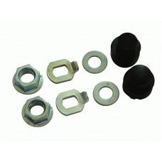Полный набор крепежа для мотор колес с осью диаметром 12мм