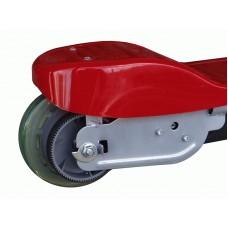 Шкив для зубчатого ремня на вал электродвигателя для самокатов