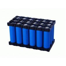 Холдер для 3 литиевых аккумуляторов 18650.