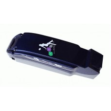 Пластиковый бокс для аккумуляторов на электровелосипед