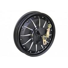 Мотор колесо QS motor 48v1000w(2000w) с ободом 12' для электроскутера