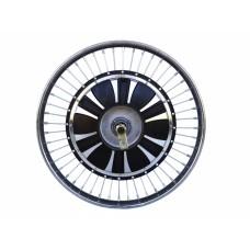 """Мотор колесо Вольта 60-96v 1000w(2100w) в мотто ободе 17"""" к грузовым электровелосипедам"""