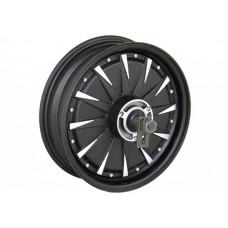 Мотор-колесо QS motor 60v3000w(6000w) с ободом 12' для электроскутера