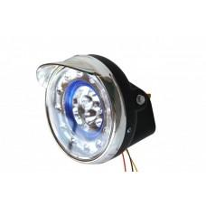 Светодиодна фара для электроскутера, электромотоцикла