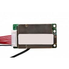 BMS для литий ионных и литий полимерных аккумуляторных батарей на 24v17А