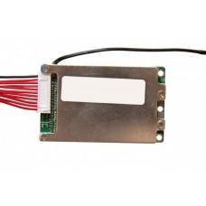 BMS для литий ионных и литий полимерных аккумуляторных батарей на 36v17А.