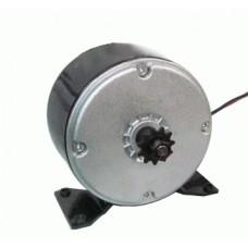 Электронабор с электродвигателем DC 24v250w с прямым приводом