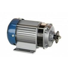 Электронабор с электродвигателем BLDC 48v750w, с планетарным редуктором