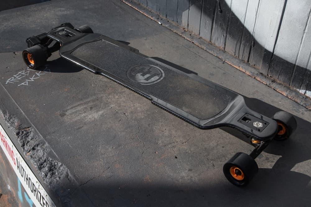Обновленный Carbon от Evolve – еще один мощный электроскейт