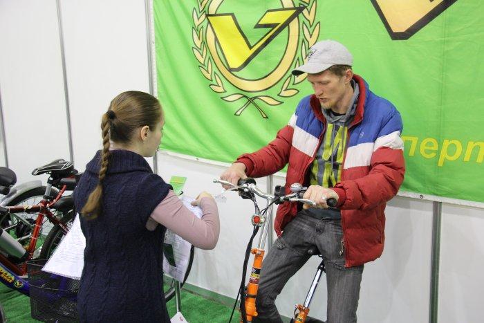 Вольта байкс приняла участие в выставке «Энергоэффективность – 2016»