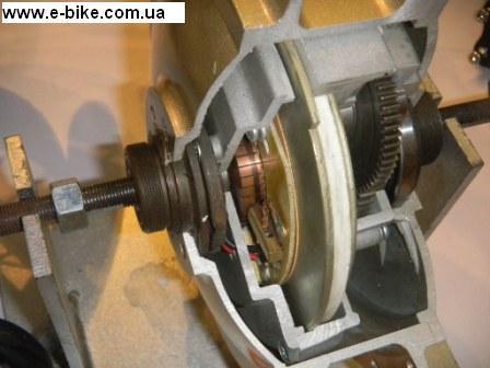 Мотор колесо своими руками как сделать