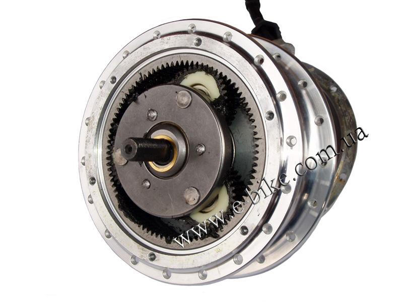 внутреннее устройства мотор колес