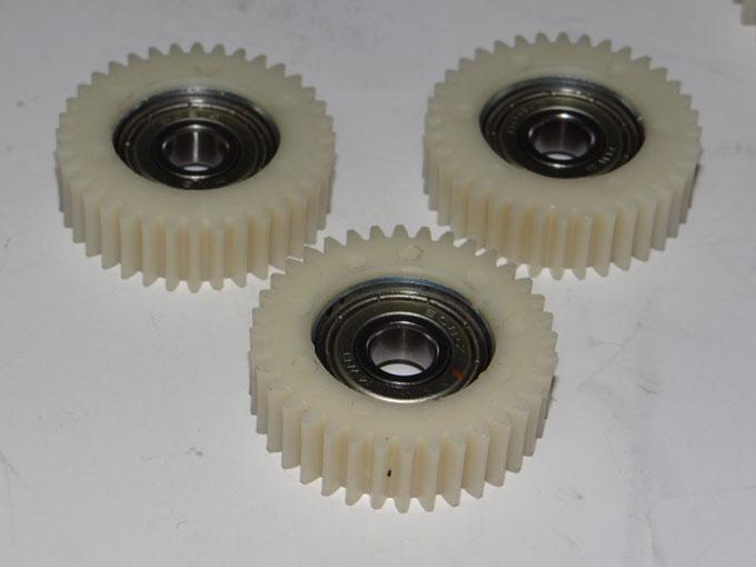 пластмассовые шестерни мотор колеса электровелосипеда