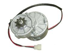 электродвигатель с редуктором  электровелосипед