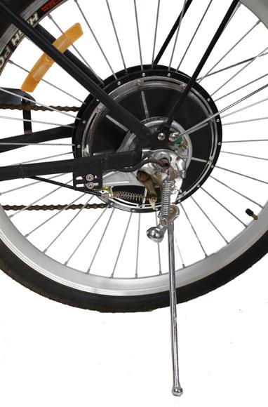 колёса с прямым приводом и