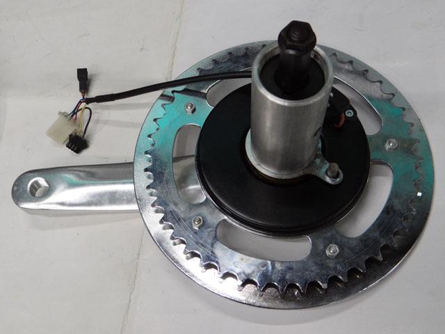 система управления мотор колеса - pedelec