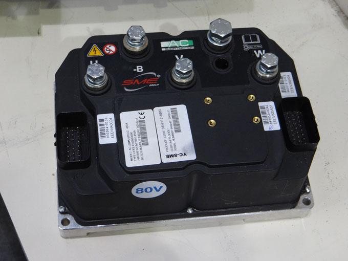контроллер для электродвигателя