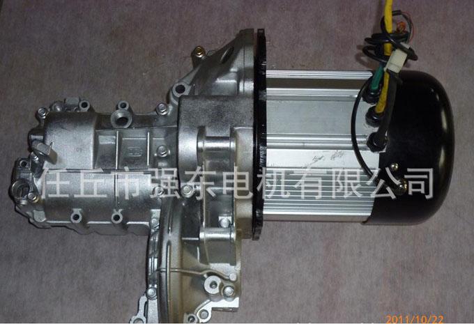 электродвигатель с кпп для электромобиль