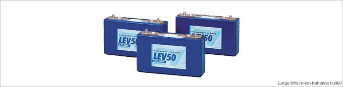 тяговая литий ионная батарея электромобиль